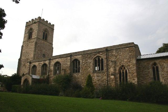 St.Peter's church, Scotter, Lincs.
