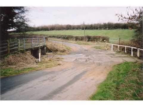 Irish bridge, Ulgham