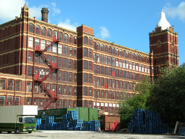 Pear Mill, Stockport