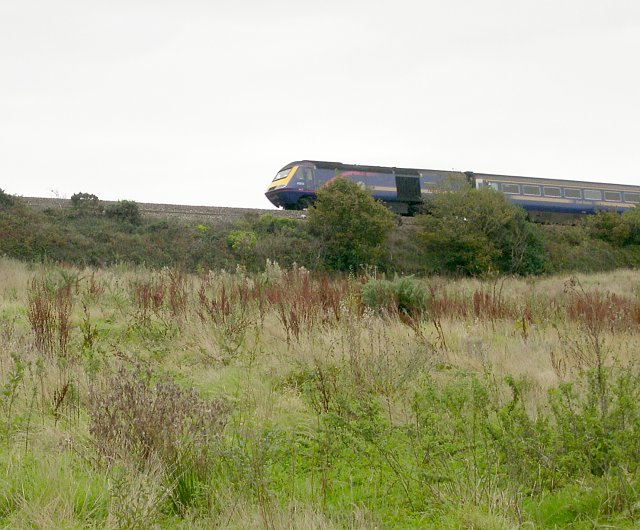 The Train to Paddington