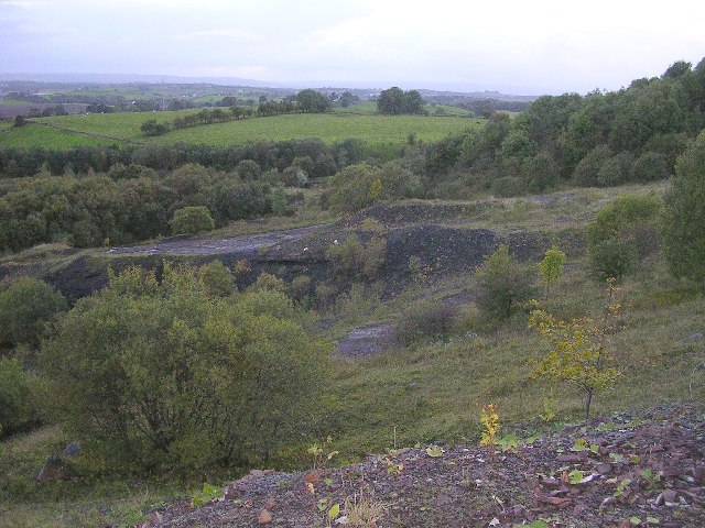 Blairskaith Quarry