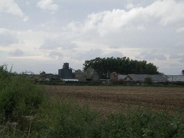 Farm buildings, Sheephouse Farm.