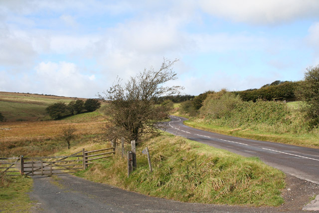 Exmoor: bridleway to Mole's Chamber
