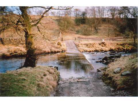 Ford, Tarras Water