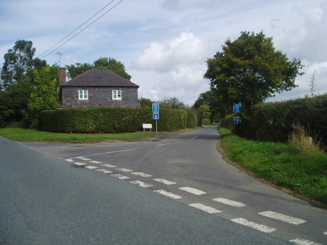 Boast Lane entrance