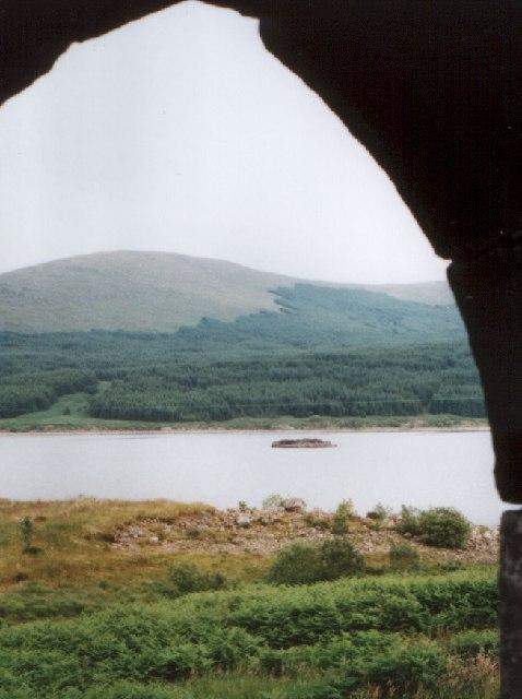Loch Doon Castle(s)