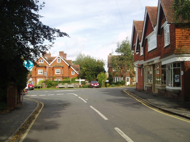 Barcombe Cross