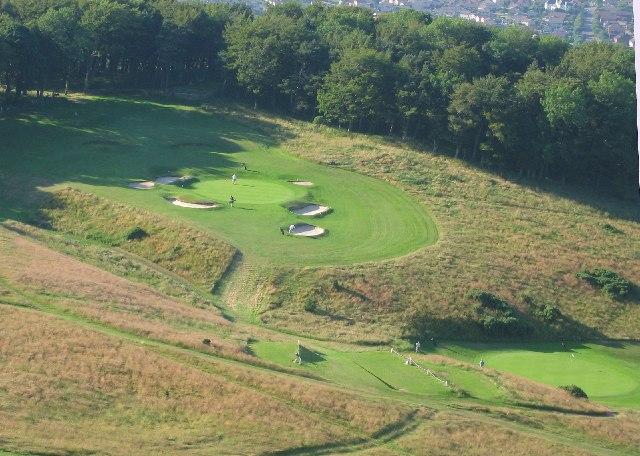 Lothianburn Golf Club.
