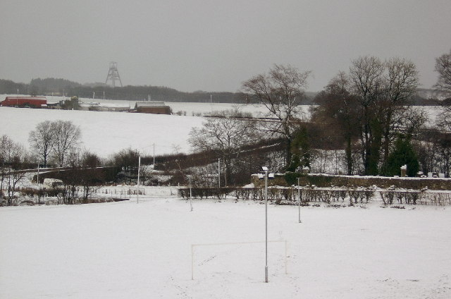 Ochiltree in the Snow