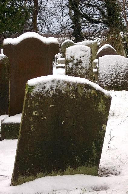 The Auld Cemetery, Ochiltree