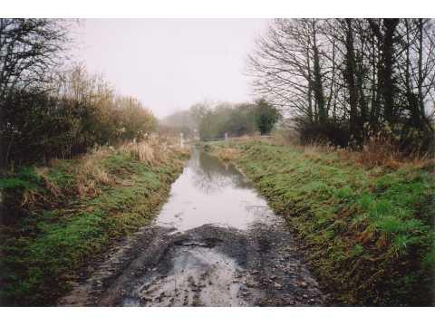 Ford near North Crawley