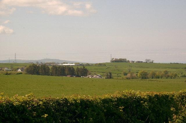 Near Gargowan Farm, Ayrshire