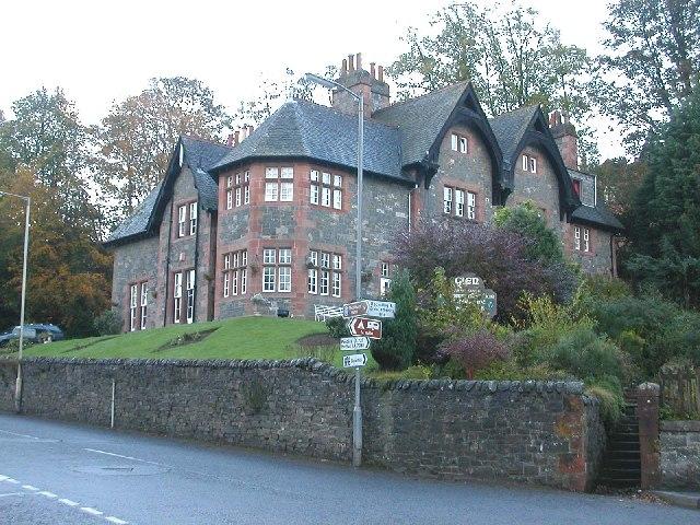 The Glen Hotel, Selkirk.