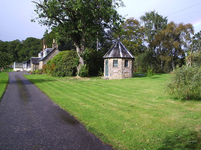 Wester Fearn  Cottage