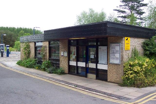 Kingham station