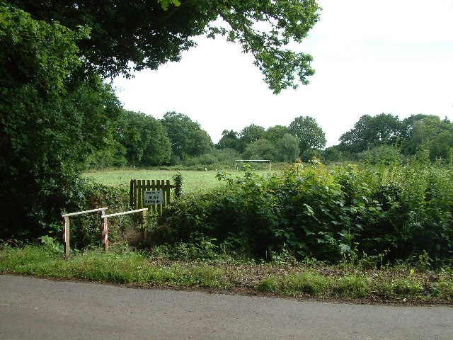 Playing Fields, Moreton