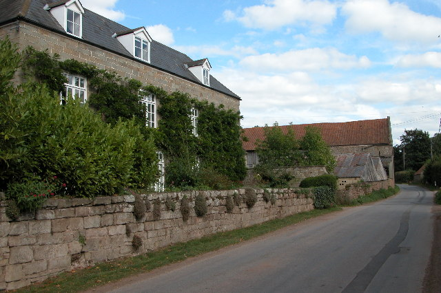Farm House and Farm in Coughton