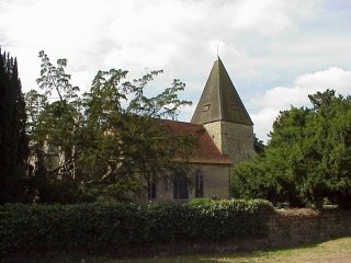 Parish Church of St. Mary, Hunton