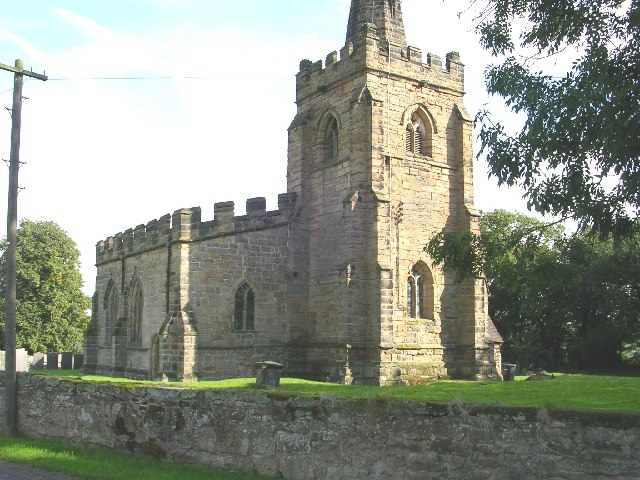 Weston on Trent Parish Church