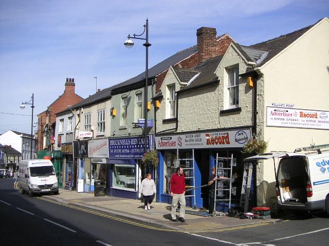 Wellgate, Rotherham