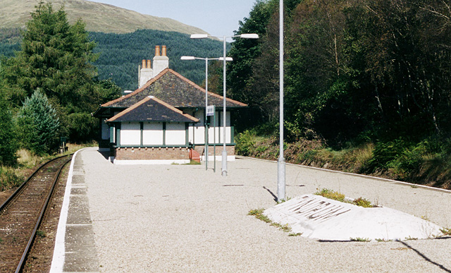 Tyndrum Upper Station