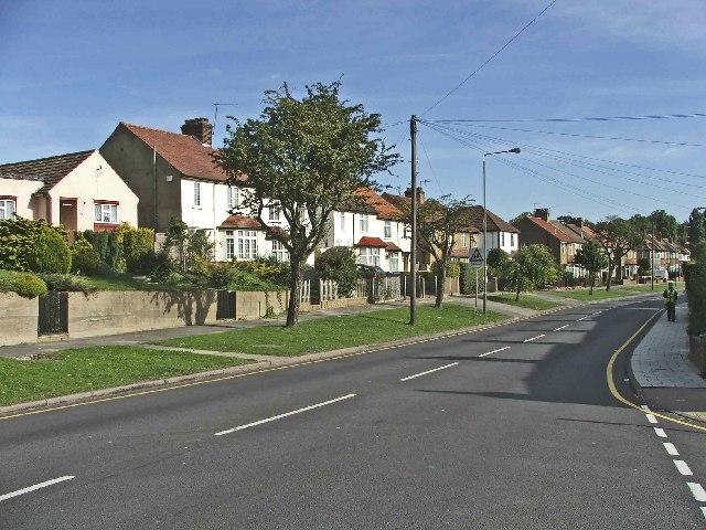 Mays Lane, Barnet