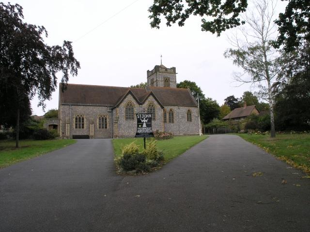 St John the Evangelist, Hurst Green