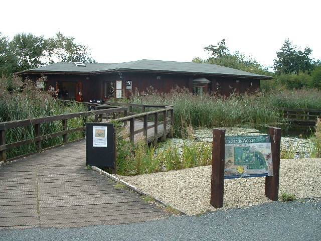 Mere Sands Wood Visitor Centre