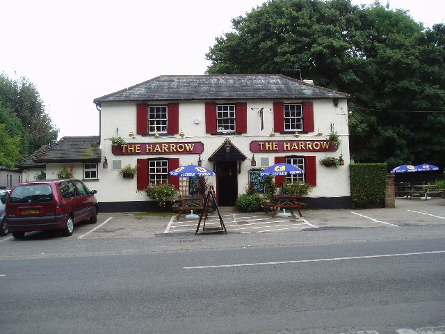 A country pub in Surrey