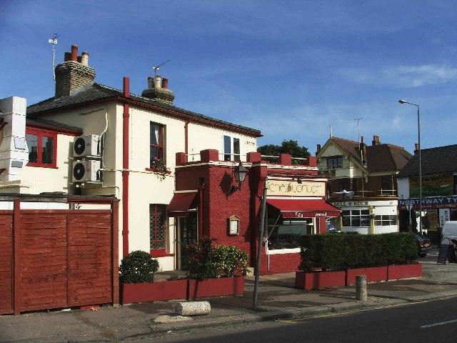 Restaurant on Corner of Henry Road and East  Barnet Road