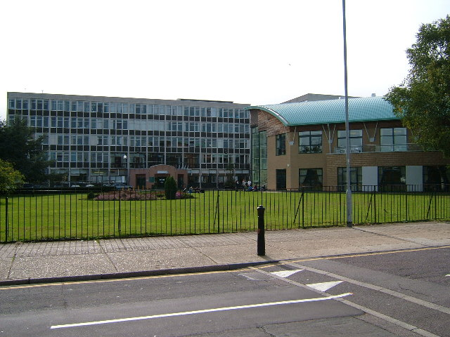 Colchester Institute, Sheepen Road, Colchester