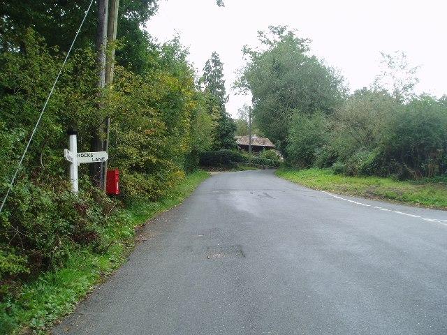 Rocks Lane