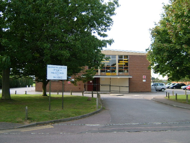 Stanway Village Hall, Villa Road, Stanway, Colchester