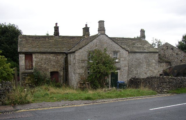 An old farmhouse, Hetton