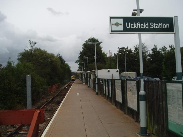 Uckfield Station
