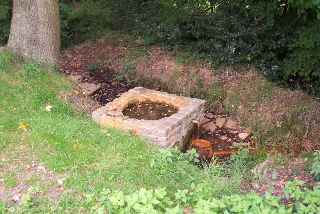 The Holy Well of St John the Baptist