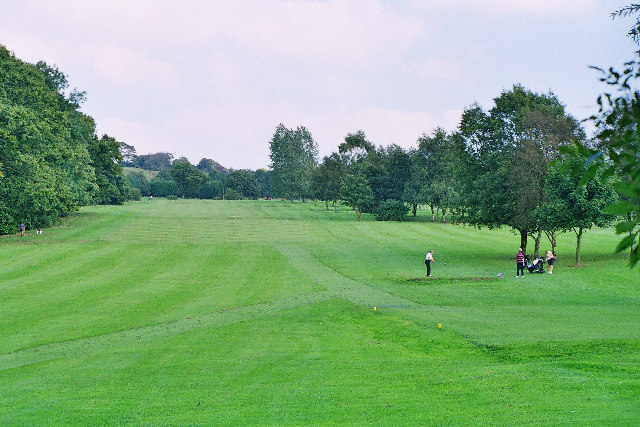 Whalley Golf Club, 2nd hole