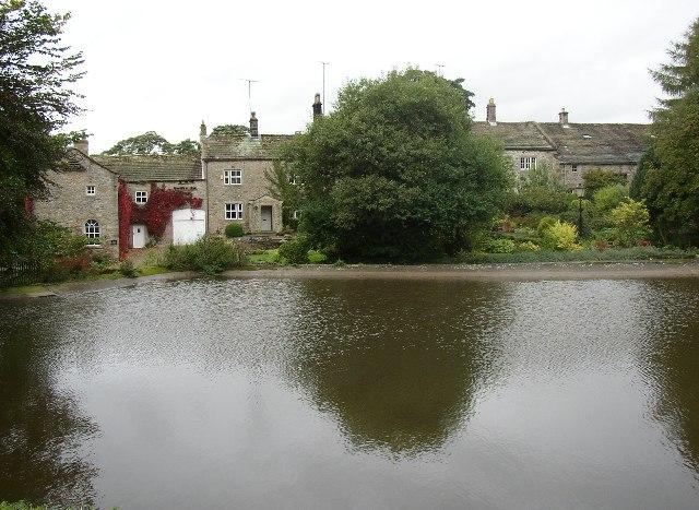 Village Pond, Rylstone