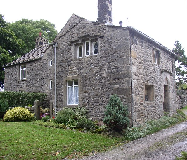 House dated 1672, Linton