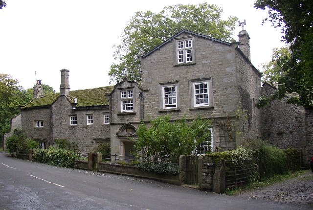 Old Hall, Linton