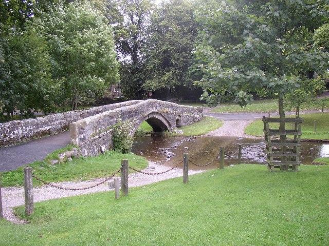 Packhorse Bridge, Linton