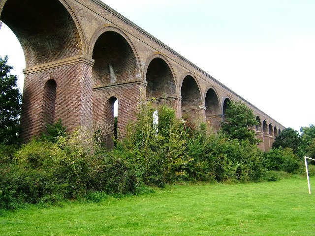 Chappel Viaduct, Near Wakes Colne, Essex