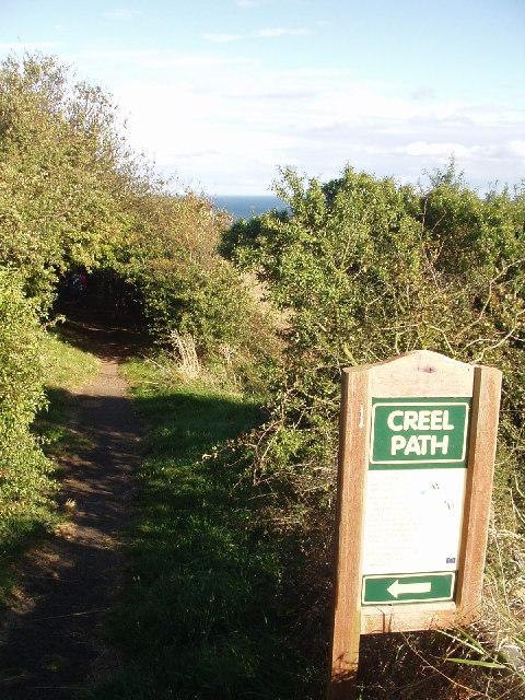 Creel Path, Coldingham