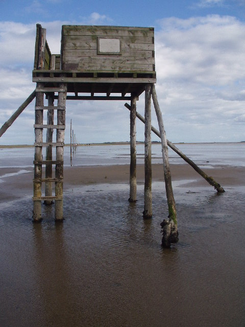 Refuge Platform on the Pilgrim's Way