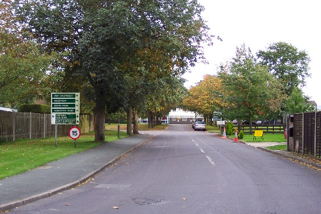 Approach to HMP Coldingley