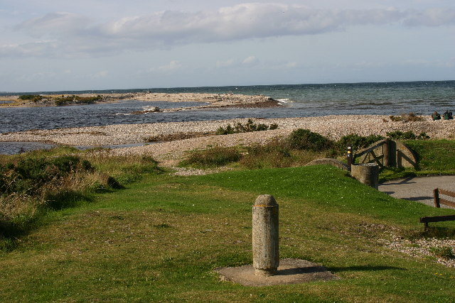 The Spey meets the sea