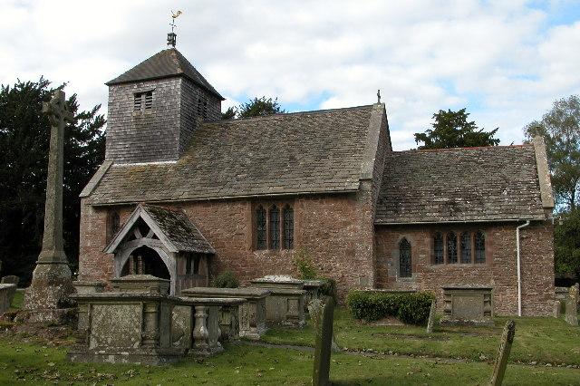 St Michael's Church, Brampton Abbotts
