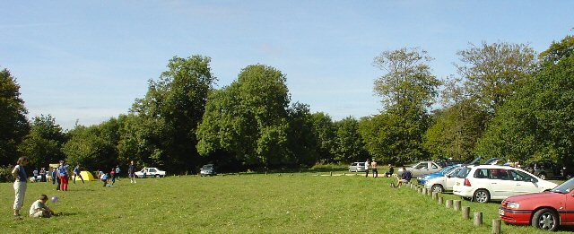Goodwood Country Park, Eastern Car Park, West Sussex