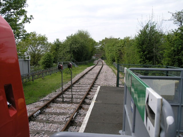 Mill Hill East station