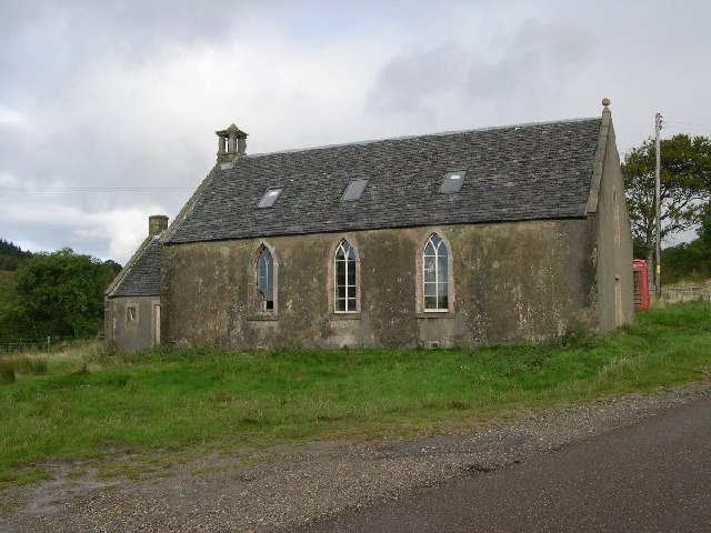 The Old Chapel, Claonaig, Kintyre